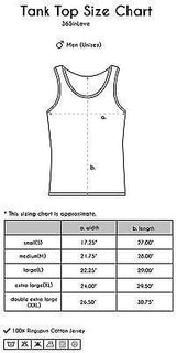 Men's Funny Black Tank Top - Sick - Funny Graphic Lazy Tanks,  Gym Clothes