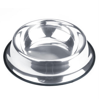72oz. Stainless Steel Dog Bowl