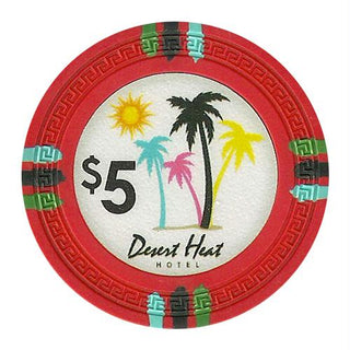 Roll of 25 - Desert Heat 13.5 Gram - $5