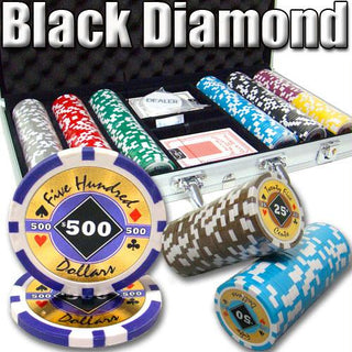 300 Ct - Pre-Packaged - Black Diamond 14 G - Aluminum