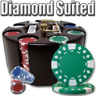 200 Ct Pre-Packaged - Diamond Suited 12.5G - Carousel