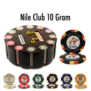 300 Ct - Custom - Nile Club 10 G - Wooden Carousel