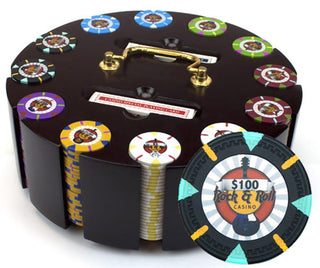 300Ct Custom Claysmith Gaming 'Rock & Roll' in Carousel