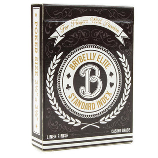 Black Brybelly Elite Medusa Deck - Wide Size - Reg. Index