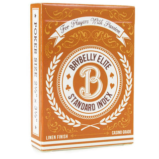 Orange Brybelly Elite Medusa Deck - Wide Size - Reg. Index