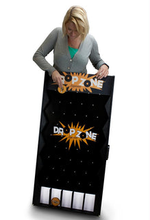 Drop Zone Express | Portable, Customizable Carnival Game