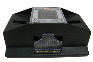 Bicycle 2-Deck Playing Card Shuffler