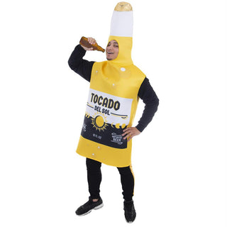 Ice Cold Beer Bottle Costume