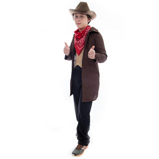 Ride 'em Cowboy Halloween Costume, Medium