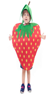 Sweet Strawberry Halloween Costume, Medium