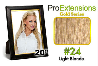 #24 Light Blonde Pro Cute