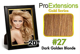 #27 Dark Golden Blonde