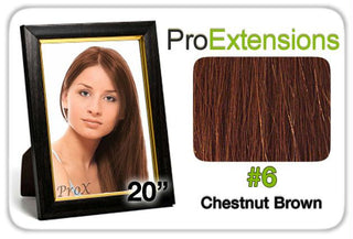 "Pro Fusion 20"", #6 Chestnut Brown"
