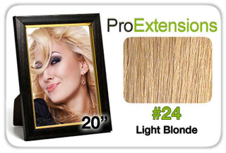 "Pro Lace 20"", #24 Light Blonde"