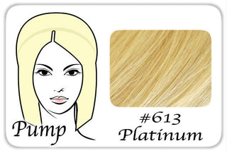 #613 Platinum Blonde Pro Pump - Tease With Ease