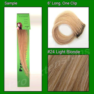 #24 Light Blonde Sample