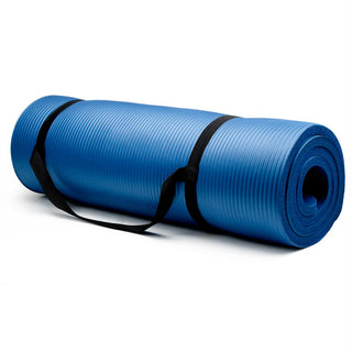 Extra Thick (3-4in) Yoga Mat - Blue
