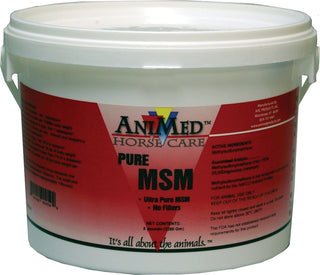 Animed - Commodities    D - Msm Pure Powder Dietary Sulfer Supplement