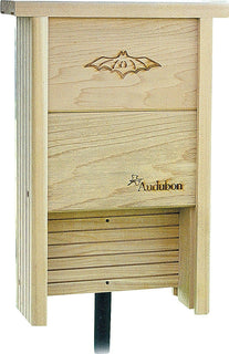 Audubon/woodlink - Cedar Wood Bat Shelter