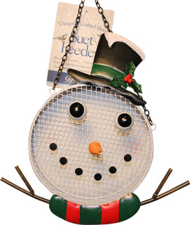 Songbird Essentials - Snowman Mesh Feeder