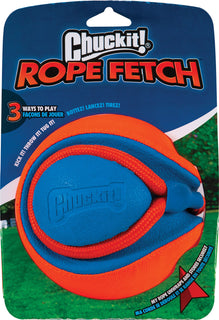 Canine Hardware Inc-Chuckit! Rope Fetch