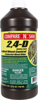 Ragan And Massey Inc - Compare N Save 24d Amine Broadleaf Weed Killer