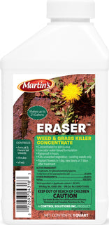 Control Solutions Inc - Martin's Eraser Weed And Grass Killer Concentrate