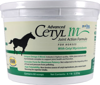 Response Products   D - Advanced Cetyl M Joint Action Formula For Horses