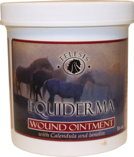 Equiderma         D - Equiderma Wound Ointment