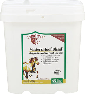 Farnam Co - Vitaflex - Master's Hoof Blend Hoof Health Formula For Horses
