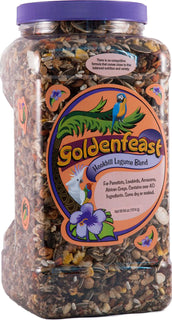 Goldenfeast Inc. - Goldenfeast Hookbill Legume
