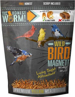 Dave&matts Chicken Stuff - Wild Bird Magnet With Living Sight Attractant