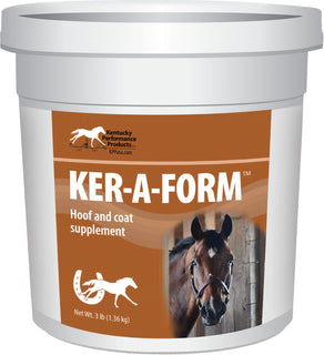 Kentucky Performance Prod - Ker-a Form Coat & Hoof Supplement For Horses