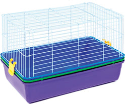 Prevue Pet Products Inc - Basic Guinea Pig & Rabbit Cage (Case of 4 )
