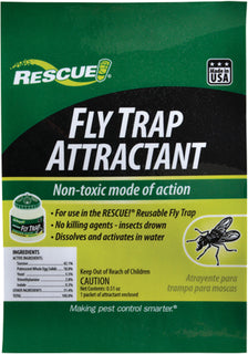 Sterling Intrntl Rescue-Attractant Fly Trap (Case of 12 )