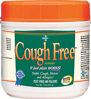 Farnam-sure Nutrition - Cough Free Powder For Horses