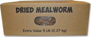 Unipet Llc - Mealworms To Go Dried Mealworms