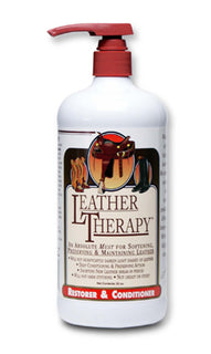 W F Young Inc - Leather Therapy Equestrian Restorer & Conditioner
