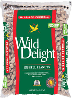 D&d Commodities Ltd. - Wild Delight Inshell Peanuts