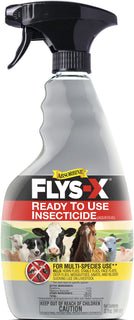 W F Younginc-insecticide - Absorbine Flys-x For Livestock Rtu Insecticide (Case of 6 )