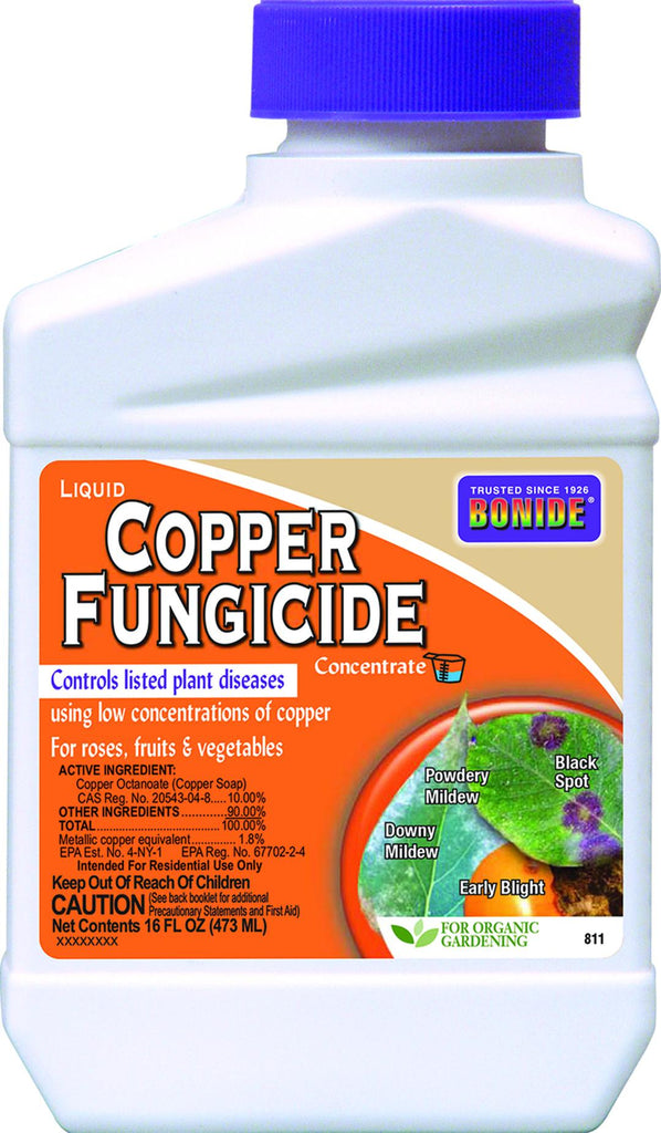 Bonide Products Inc     P - Liquid Copper Fungicide Concentrate
