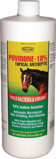 Durvet Inc              D - Povidone Iodine Solution 1%