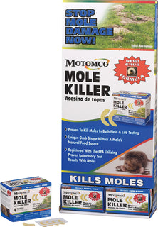 Motomco Ltd             D - Mole Killer Grub Formula