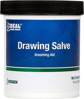 Neogen Squire           D - Squire Ichthammol Drawing Salve Grooming Aid