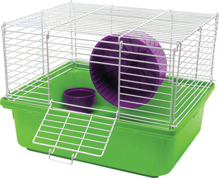 Super Pet- Container - My First Hamster Home 1-story Unassembled (Case of 6 )