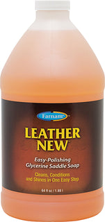 Farnam Companies Inc - Leather New Glycerine Saddle Soap Refill