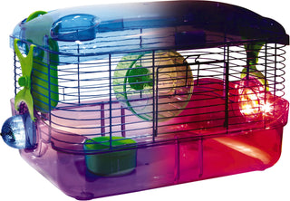 Super Pet- Container - Crittertrail Led Lighted Habitat