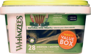 Wellpet Llc - Whimzees Natural Variety Value Pack