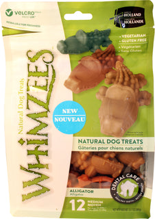 Wellpet Llc - Whimzees Alligator
