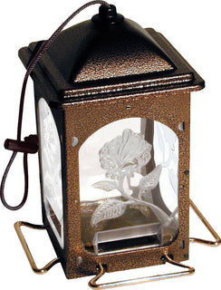 Apollo Investment Holding - Meadow Rose Bird Feeder